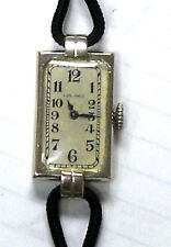 Longines, Very Rare, Antique, Solid 14K Gold, 15 Jewel, Working, Women's Watch.