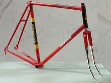 Raleigh Rapide Team Talegh TI Frame Set Reynolds 531 Tubing Late 70' Size: 58 cm
