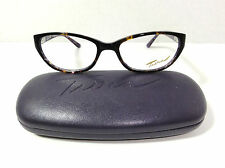 TURA Prescription Eyeglass MOD. 668 TOR Tortoise Frame 51-17-135mm