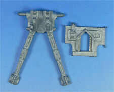 CITADEL - Imperial Guard - Las Cannon Stand & Shield - Metal - Warhammer  40K