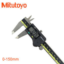 Mitutoyo 6inch 0-150mm/0.01mm Digital Caliper Stainless Steel Electronic Vernier