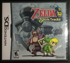 DS The Legend of Zelda: Spirit Tracks (NEW sealed)