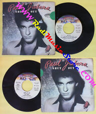 LP 45 7'' PAUL JABARA Shut out Hungry for love DONNA SUMMER 1977 no cd mc dvd