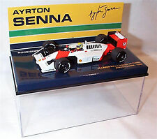 Minichamps 1:43 Ayrton Senna McLaren MP4/4 Honda V6 Turbo 1988