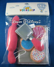 BUILD-A-BEAR COOKIE BAKING 6 PC SET TEDDY TOY ACCESSORY NEW