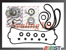 Honda F22B1 F23A SOHC Engine Timing Belt Water Pump Kit w/ Gasket Oil Seals Set