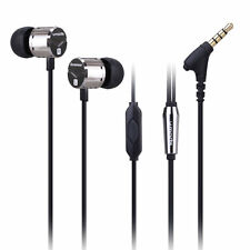 V-MODA for Lenovo LH608 Metal In-Ear Headphones with MIC for Android iPhone