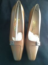 Salvatore Ferragamo Shoes  Brown pumps - Womens