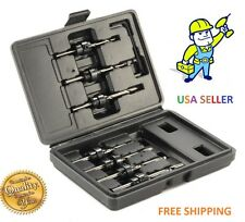 Brand New 22 Piece Countersink Drill Bit Set with Case USA Seller Free Shipping