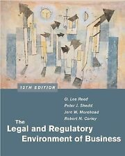 The Legal and Regulatory Environment of Business w PowerWeb