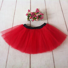 NEON TUTU Mini Skirt Adult Women Lady Dance Party Costume FANCY DRESS 14 Colors