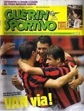 GUERIN SPORTIVO=N°39 1990=3° GIORNATA CAMPIONATO 90/91