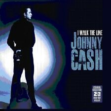 I Walk The Line - Johnny Cash (2011, CD NEU)2 DISC SET