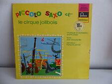 PICCOLO SAXO et le cirque JOLIBOIS ANDRE POP FRANCOIS PERRIER 826574 QY