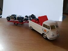 CORGI GS 6 'CORGI RACING SET' - VW PICK-UP & MASERATI - SUPERB!