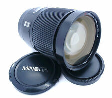 Qualità Minolta AF 28-135mm f4-4.5 Macro Zoom Lens Sony A Mount GRATIS UK P & P!