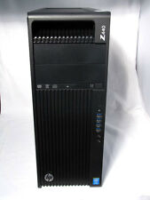 HP Z440 Workstation Xeon E5-1603 v3 2.8Ghz Quad-Core 8GB DDR4 DVDRW NO HDD/VIDEO