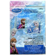 Disney Frozen Kids Girls Swimming Arm Bands Floaties Pool Arm Floats NEW 3+