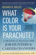What Color Is Your Parachute? 2014: A Practical Manual for Job-Hunters-ExLibrary