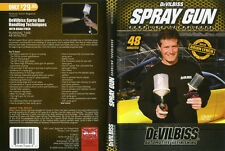 Aérographe action DVD-devilbiss pistolet techniques de manipulation-Brian Lynch