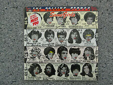 """**SEALED** Rolling Stones 1978 """"Some Girls"""" BANNED COVER Vinyl LP COC 39108"""