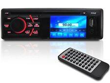 "Pyle PLD34MUB 3"" LCD In-Dash DVD/CD/MP3 AM/FM Car Receiver Bluetooth +USB/SD/AUX"