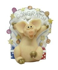 Piggin Wedding / Birthday Collectors Figurine - Congratulations # 14277