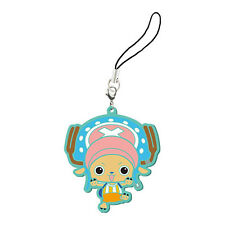 One Piece Chopper Rubber Phone Strap NEW