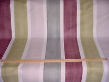 7-7/8y VILBER TEXTILES IMPORTED RAYA LINEN COTTON DRAPERY UPHOLSTERY FABRIC