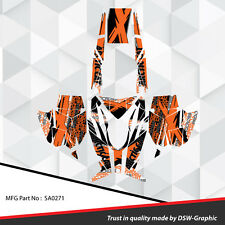 Complete Wrap Kit For Arctic Cat Procross proclimb 2012-2016 ZR F XF M SA0271