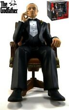 SD Toys The Godfather Marlon Brando as Don Vito Corleone 7 Inch Scale Figure New