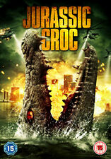 JURASSIC CROC - DVD - REGION 2 UK