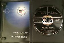 2009 2010 CADILLAC ESCALADE NAVIGATION DISC CD DVD 25853487 OEM MAP DISK GPS