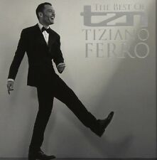 TZN The Best Of Tiziano Ferro ( 4 x CD , Compilation , Deluxe Edition )