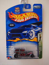 HOT WHEELS 2003 ISSUE FLYING ACES II 5/5 MIDNIGHT OTTO LIL CHOMP N MILLER