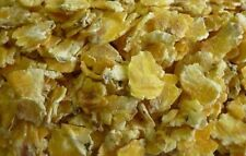 FLAKED MAIZE 1kg Small Animal Food Feed Fishing, Hamsters Rabbits + FREE P&P