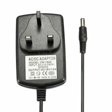 AC 100-240V Adapter DC 18V 2A Power Supply Cable Charger UK Plug 5.5 x 2.5mm