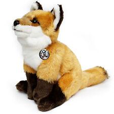 Fuchs CAPPER sitzend 28 cm Kuscheltier Rotfuchs Plüschtier