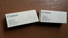 Canon GENUINE OEM L-1 0253A001AA Copier Staple Box NEW x 2