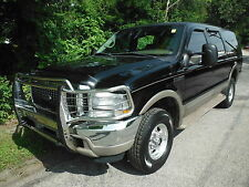 Ford: Excursion Limited 4X4