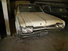 1967 Oldsmobile Cutlass/442 Cowl Vent Grille Shroud Part # 4489189