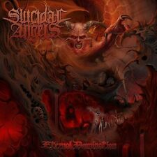 Suicidal Angels -Eternal Domination / Bloodthirsty Humanity / Armies of Hell 2CD