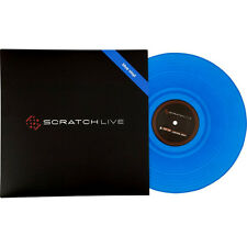 Rane Serato Scratch Live Control Vinyl Blue Record New Still Sealed!