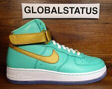 "NIKE ID AIR FORCE 1 HIGH ""LADY LIBERTY STATUE"" SHOES 779426 991 MEN 7.5 WMNS 9"