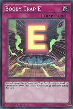 YU-GI-OH CARD: BOOBY TRAP E - SUPER RARE - WIRA-EN013 1ST EDITION