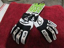 One Industries DRAKO motocross gloves KIDS youth white sz 6 medium