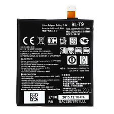 100% Genuine Original battery replacement BL-T9 for LG Google Nexus 5 D820 D821