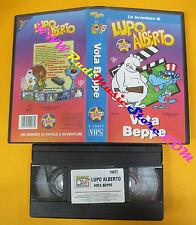 VHS film LUPO ALBERTO Vota beppe 1985 animazione STARDUST S 10077 (F89) no dvd