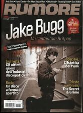 RUMORE 251/2012 JAKE BUGG ANDY STOTT CRYSTAL CASTLES THROBBING GRISTLE