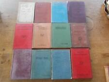 Victorian Antique Collection 12 WELSH Language Books late c19th early c20th 1